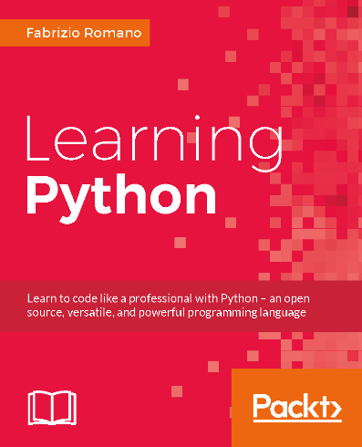 Learning Python by Packt Publishing
