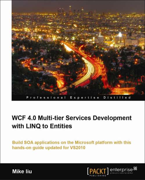 Packt free ebooks wcf 40 multi tier services development with linq to entities by mike liu fandeluxe Image collections